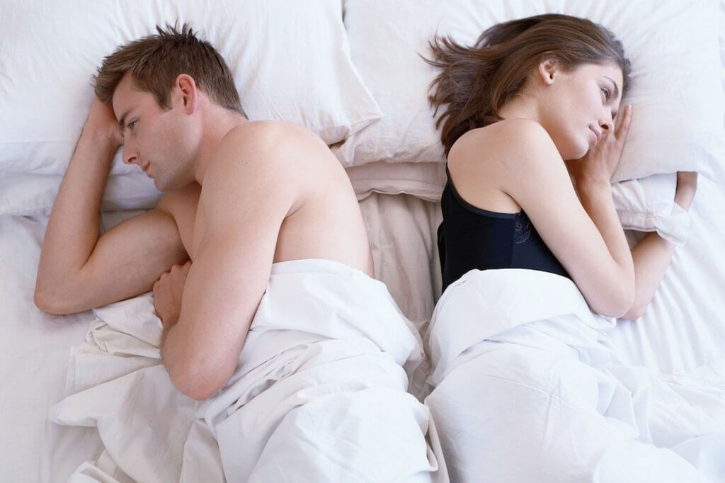 Hypersensibility as a common reason of premature ejaculation